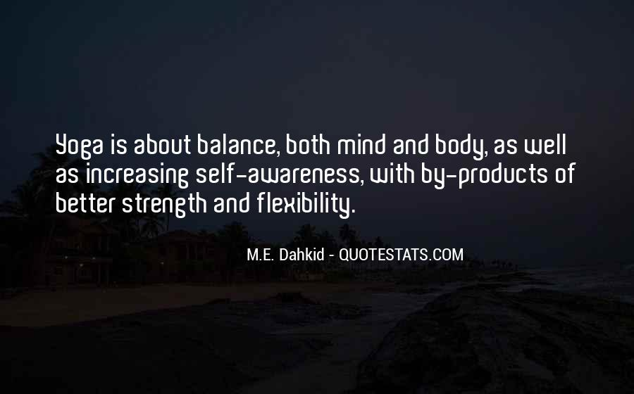 Quotes About Mind Over Strength #1709