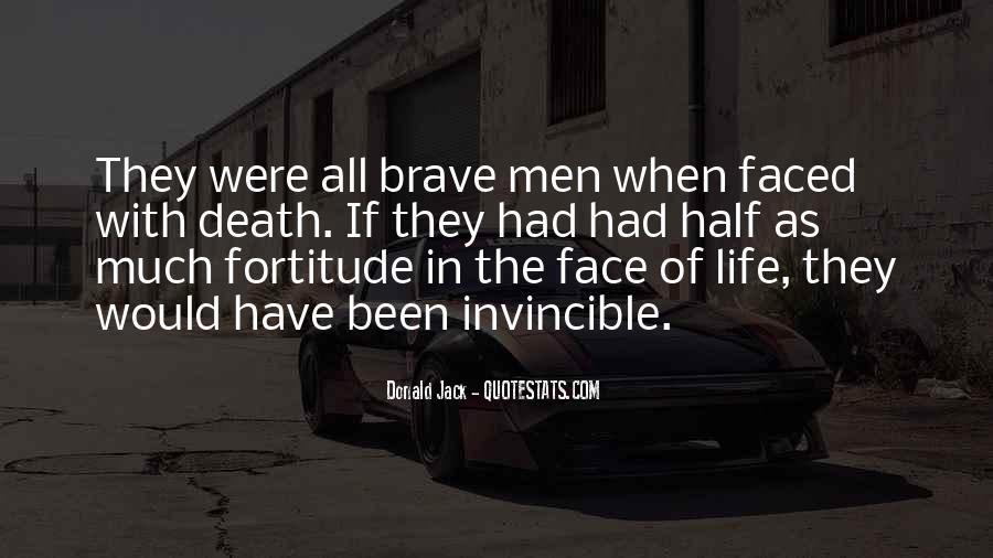 Quotes About Fortitude #102649