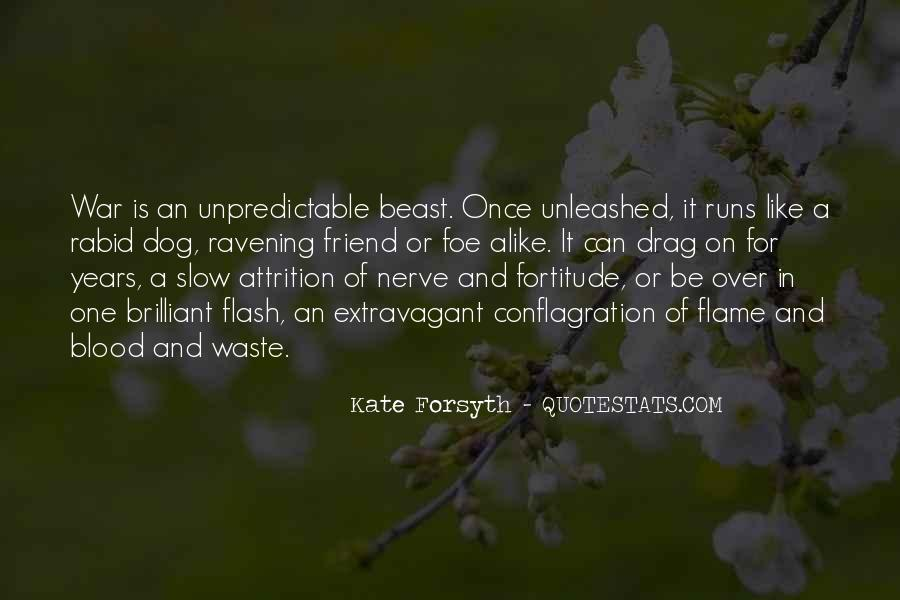 Quotes About Fortitude #255183