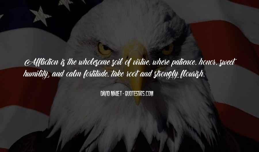 Quotes About Fortitude #257201