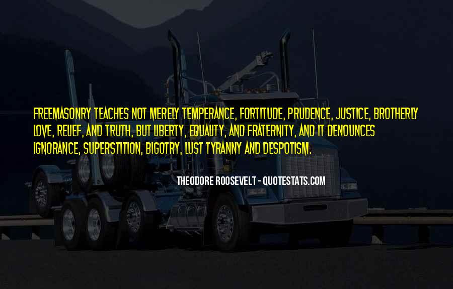 Quotes About Fortitude #301940