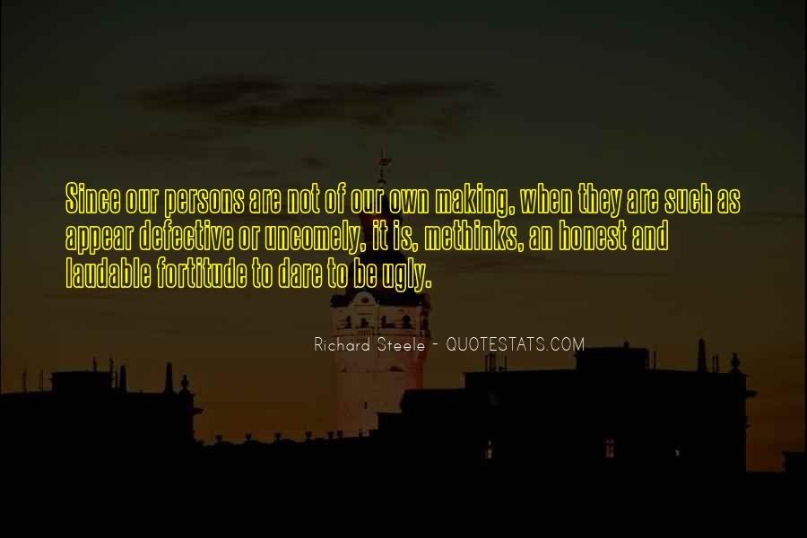 Quotes About Fortitude #589868
