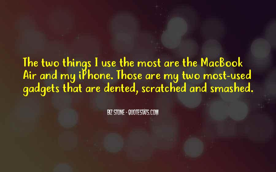 Quotes About Macbook Air #1058552