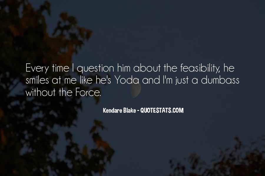 Quotes About Star Wars Force #1285745