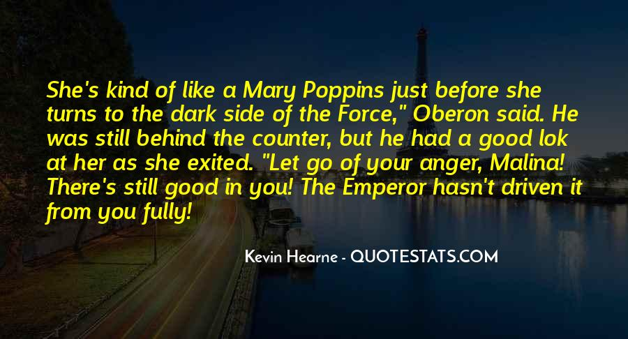Quotes About Star Wars Force #1513984