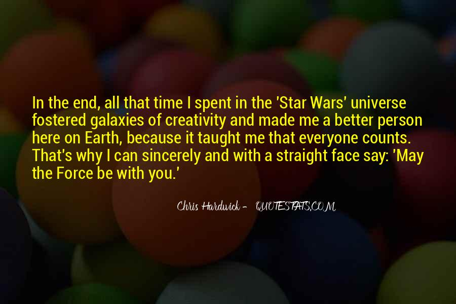 Quotes About Star Wars Force #1733396