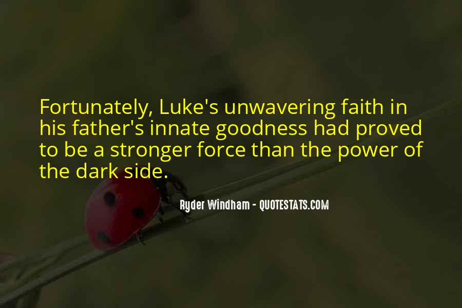 Quotes About Star Wars Force #946176
