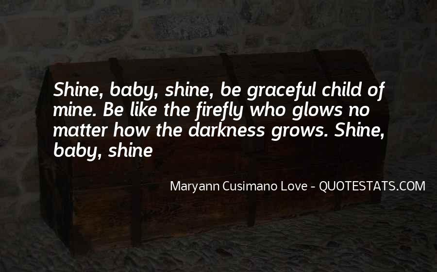 Quotes About Baby Child #323644