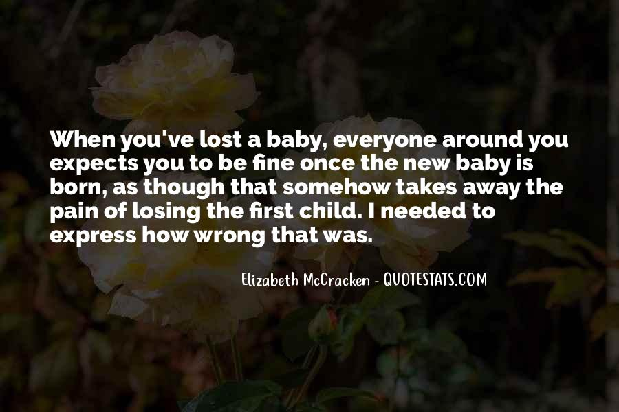 Quotes About Baby Child #353408
