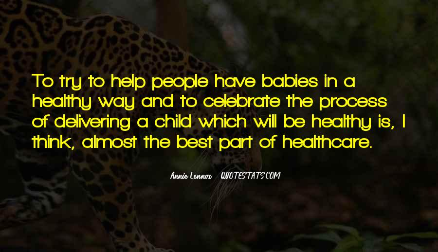 Quotes About Baby Child #645859