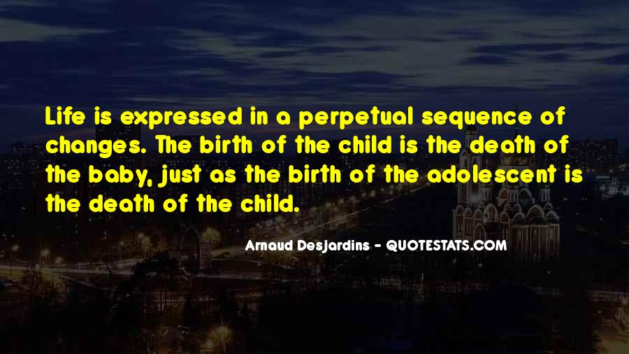 Quotes About Baby Child #768895
