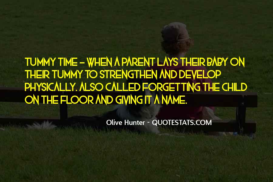 Quotes About Baby Child #909977