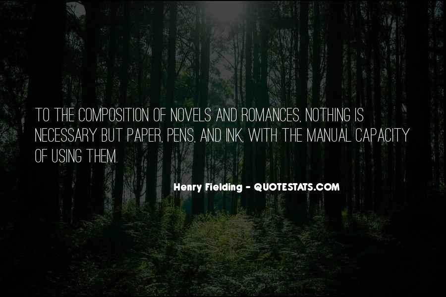 Quotes About Pens And Writing #1083769