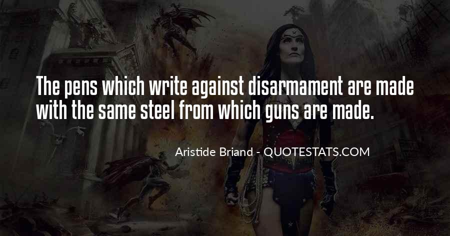 Quotes About Pens And Writing #1235725
