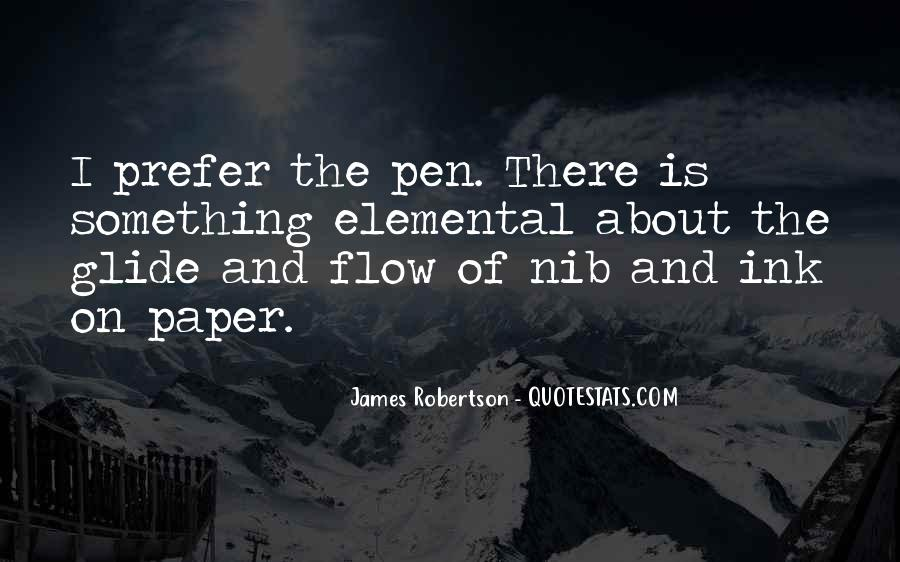 Quotes About Pens And Writing #1449571