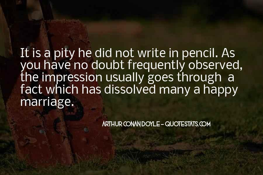 Quotes About Pens And Writing #1538431