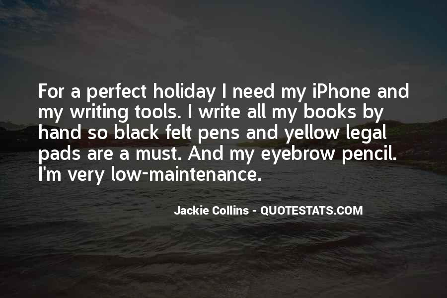 Quotes About Pens And Writing #770147