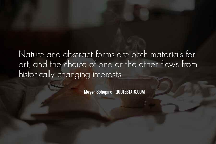 Quotes About Interests #13042