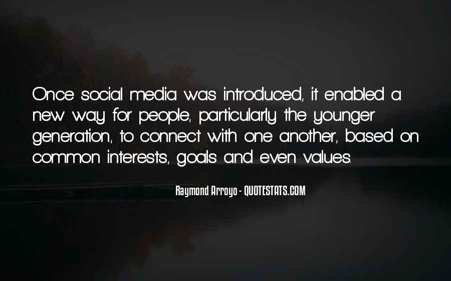 Quotes About Interests #26032
