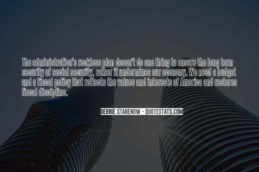 Quotes About Interests #30914