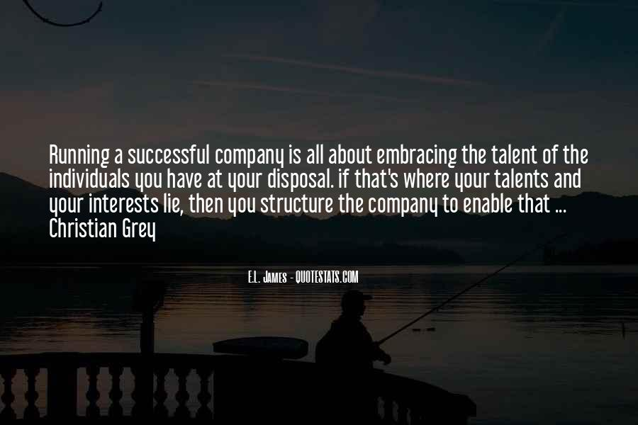 Quotes About Interests #38496