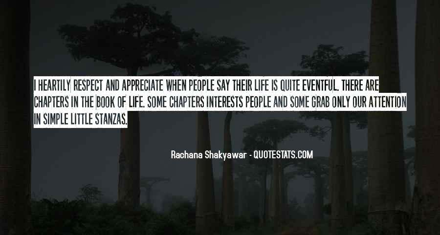 Quotes About Interests #44868