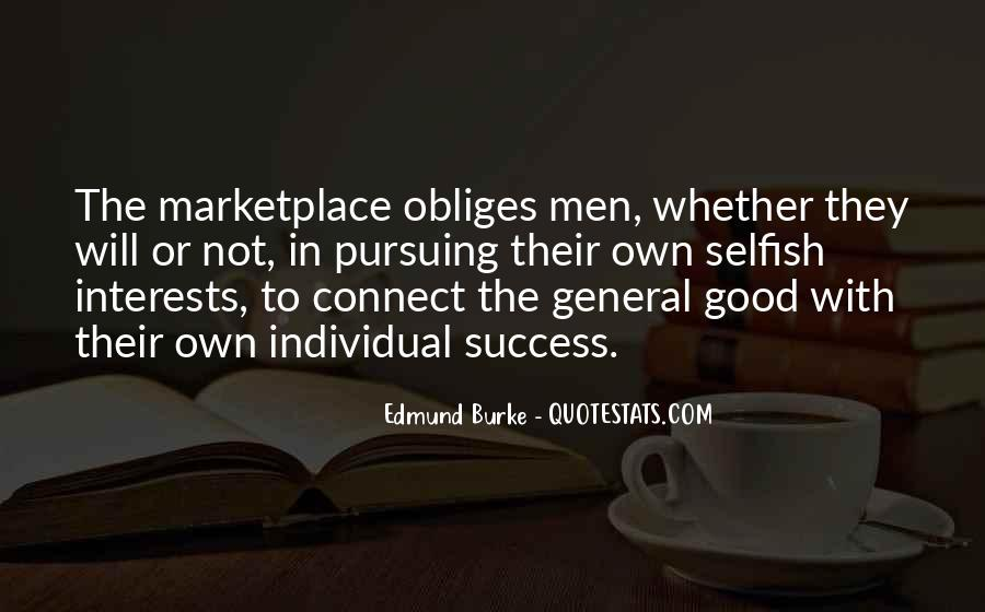 Quotes About Interests #50372