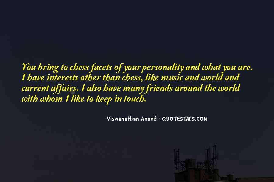 Quotes About Interests #51051