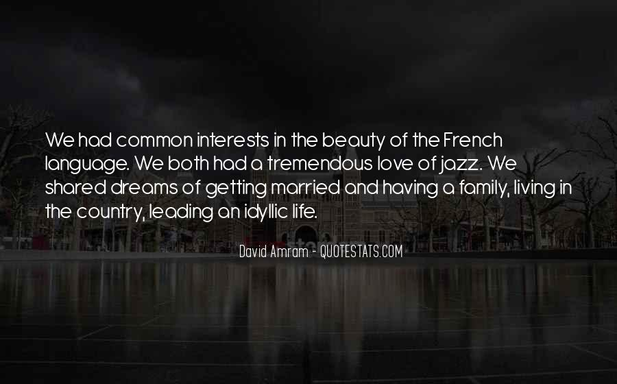 Quotes About Interests #52116