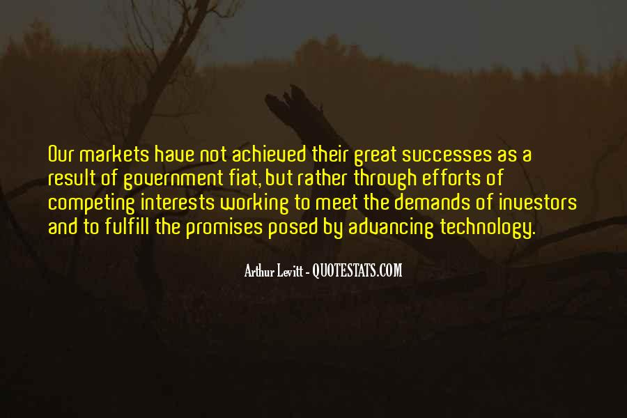 Quotes About Interests #62325