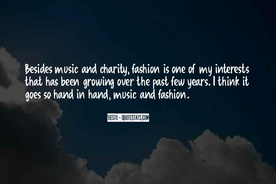 Quotes About Interests #7150