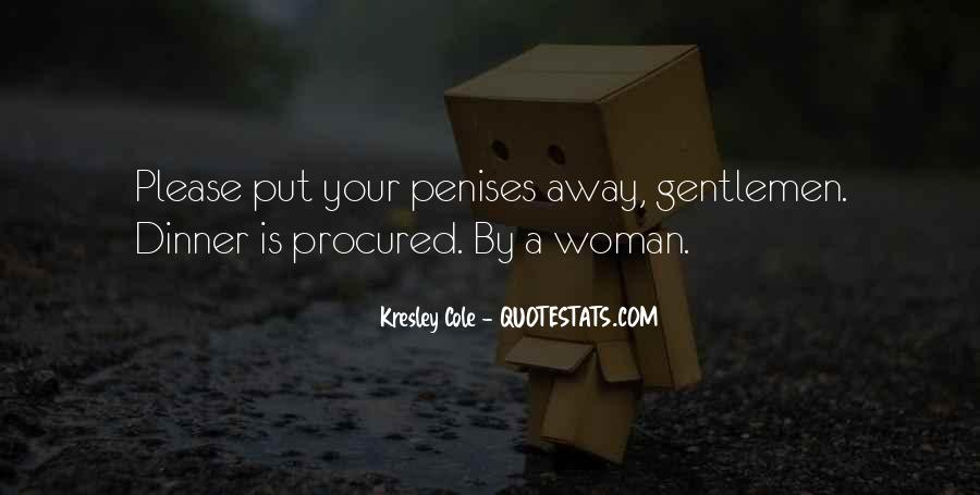 Quotes About Penises #50105