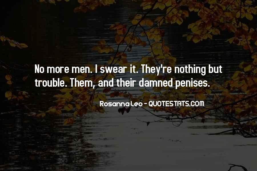Quotes About Penises #856125