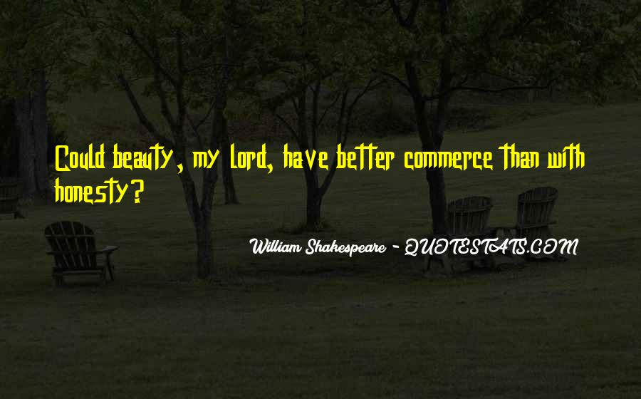 Quotes About Beauty By William Shakespeare #1071043