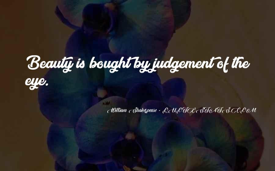 Quotes About Beauty By William Shakespeare #1425166