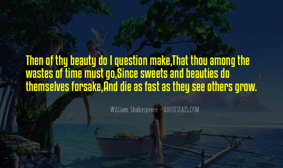 Quotes About Beauty By William Shakespeare #46619