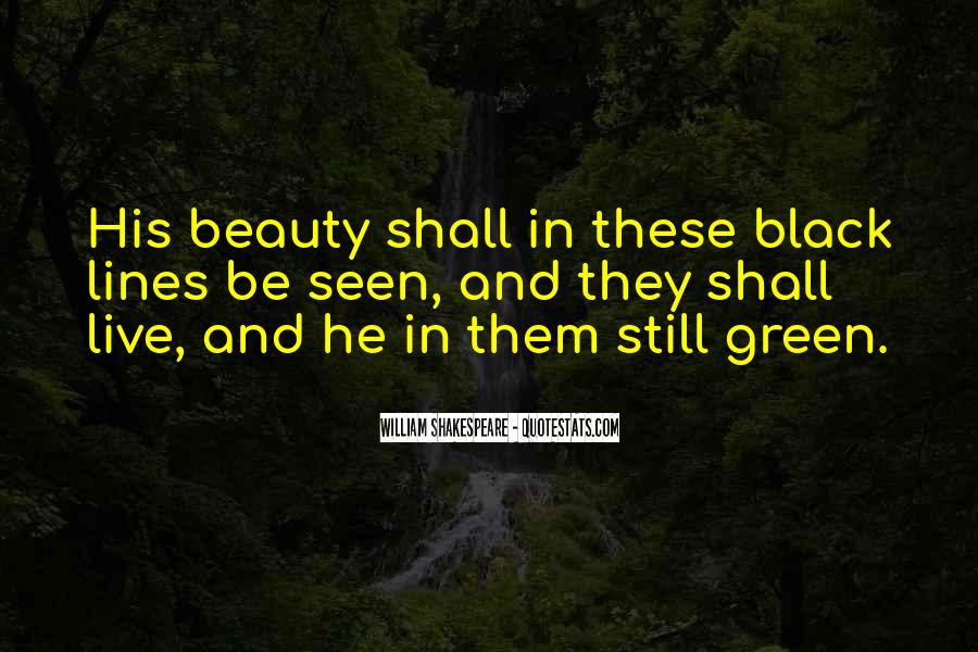 Quotes About Beauty By William Shakespeare #805557
