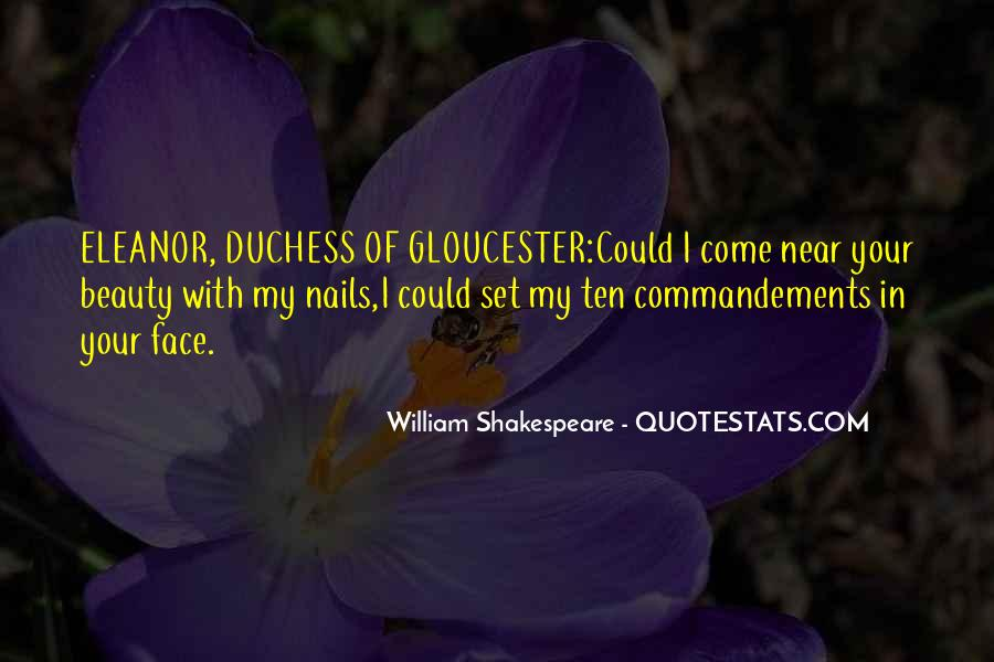 Quotes About Beauty By William Shakespeare #834345