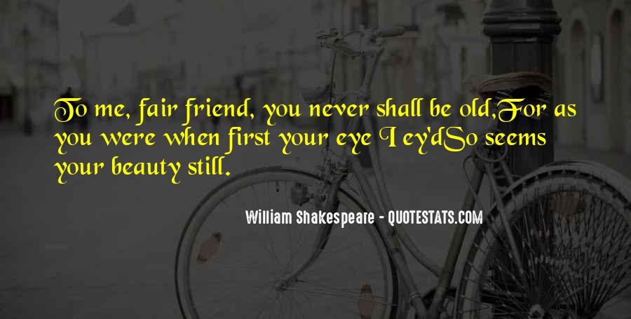Quotes About Beauty By William Shakespeare #916313