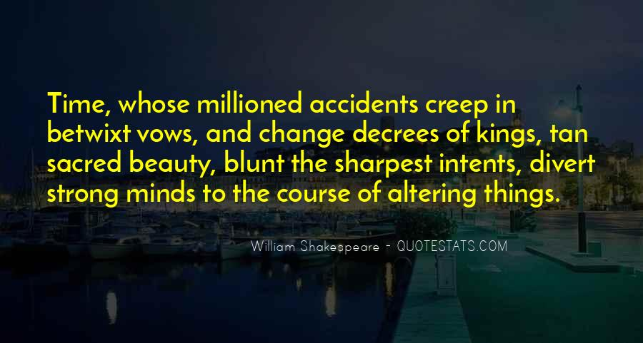 Quotes About Beauty By William Shakespeare #98861