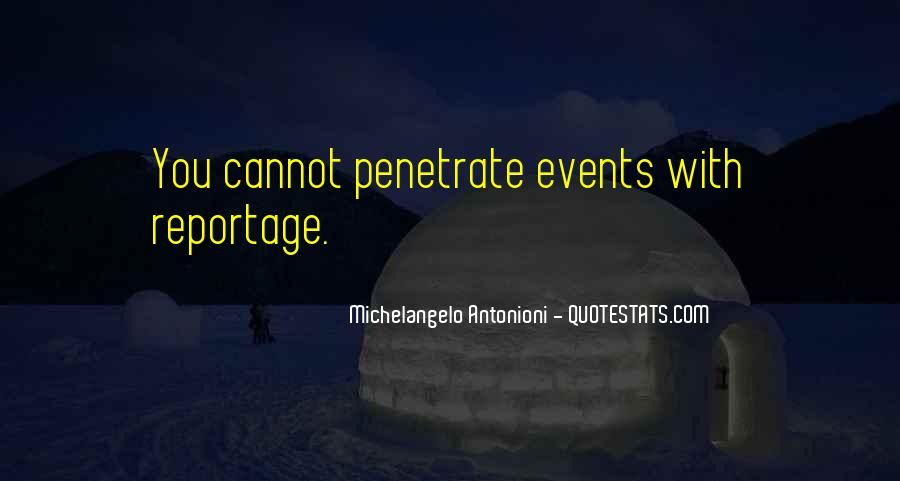 Quotes About Penetrate #132599