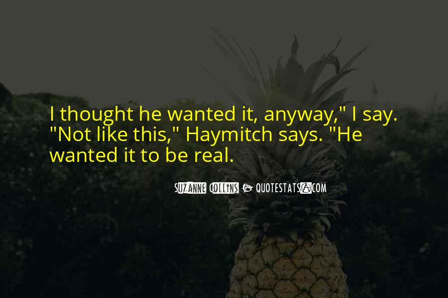 Quotes About Haymitch In Catching Fire #348297