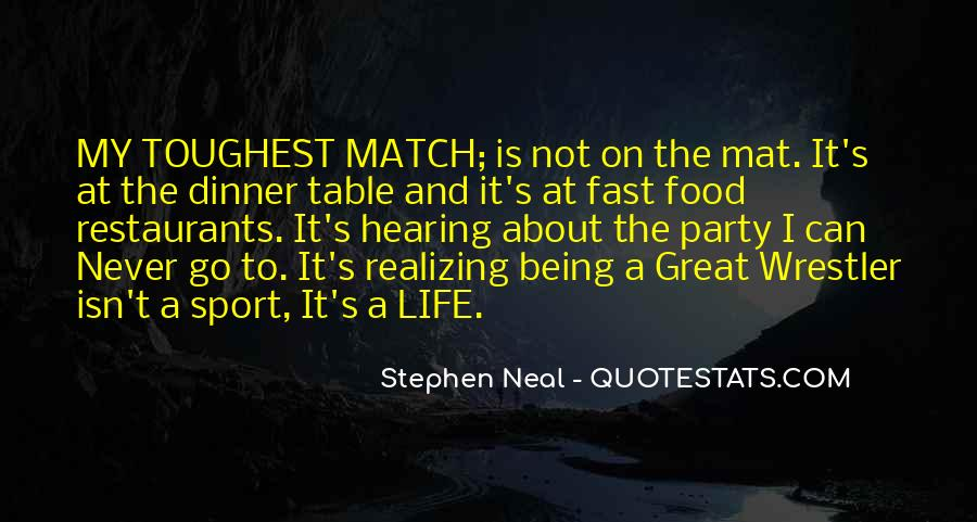 Quotes About Restaurants #111749