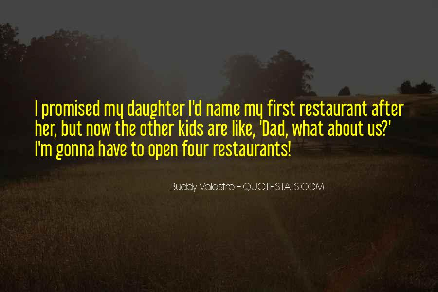 Quotes About Restaurants #153445