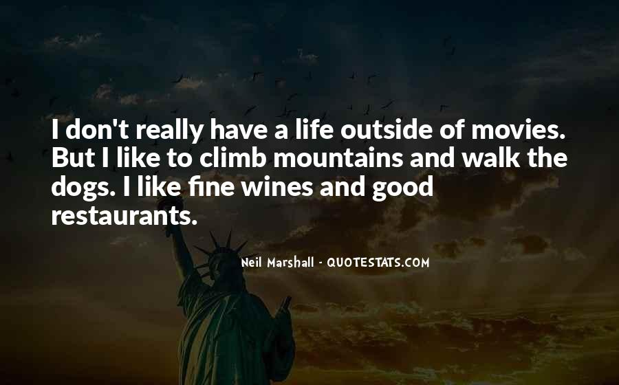 Quotes About Restaurants #162342