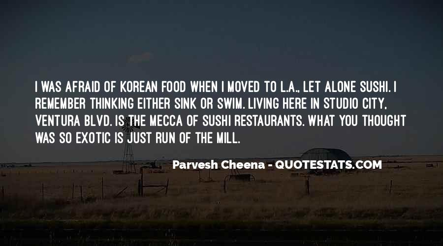Quotes About Restaurants #193240