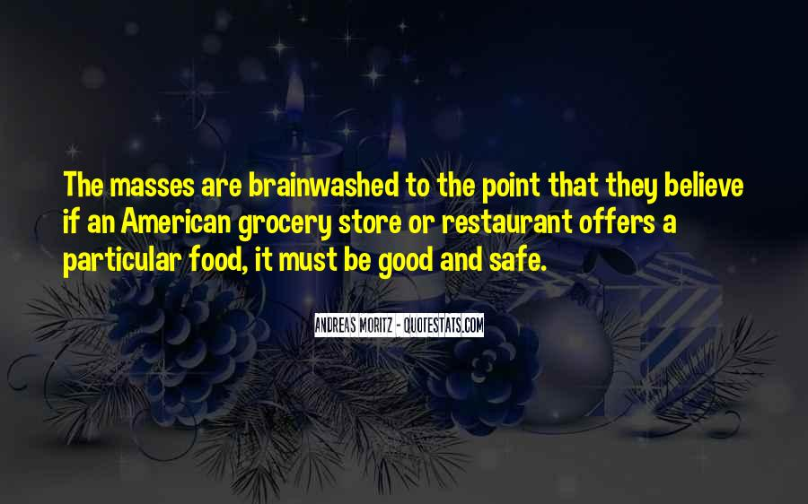 Quotes About Restaurants #198967