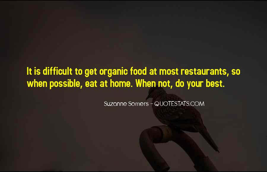 Quotes About Restaurants #211149