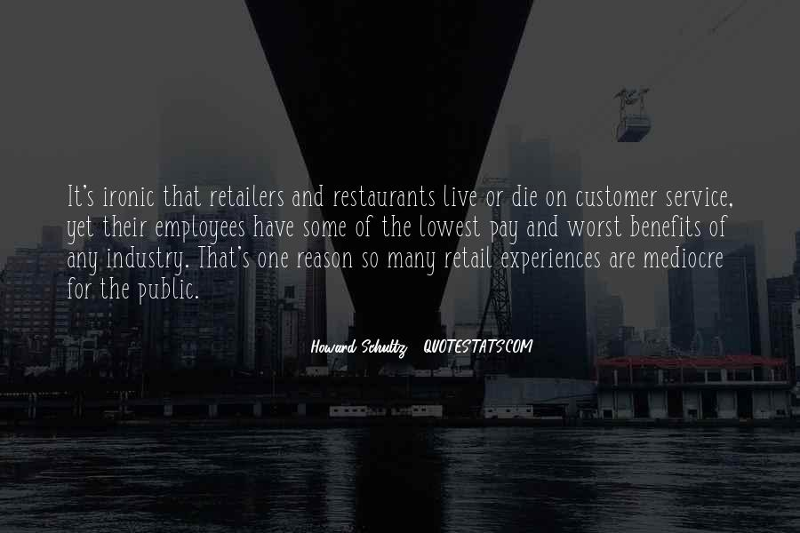 Quotes About Restaurants #252330