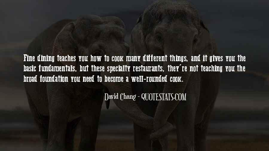 Quotes About Restaurants #296426